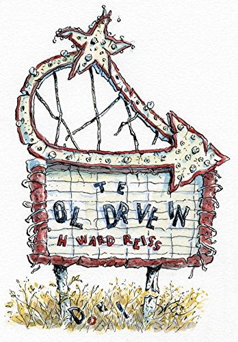 The Old Drive-In by [Reiss, Howard]