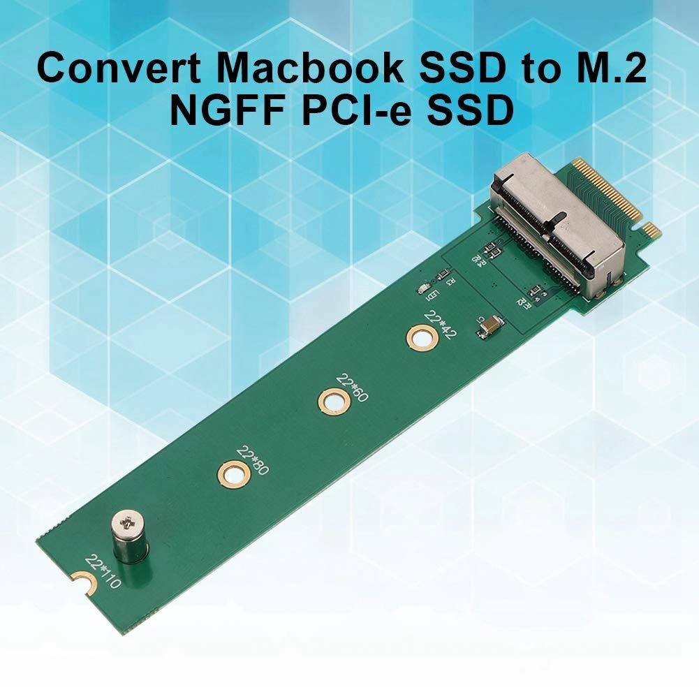 Wendry Tarjeta SSD a M.2 NGFF,Tarjeta Adaptadora SSD NGFF para ...