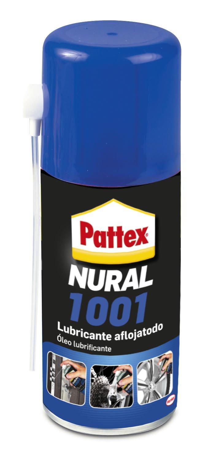 Pattex Nural 1001, lubricante aflojatodo para el hogar, coche e industria, 150ml: Amazon.es: Industria, empresas y ciencia