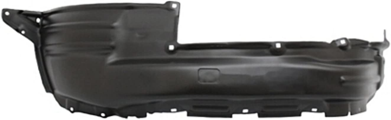 PartsChannel TO1248198OE OE Replacement Fender Liner