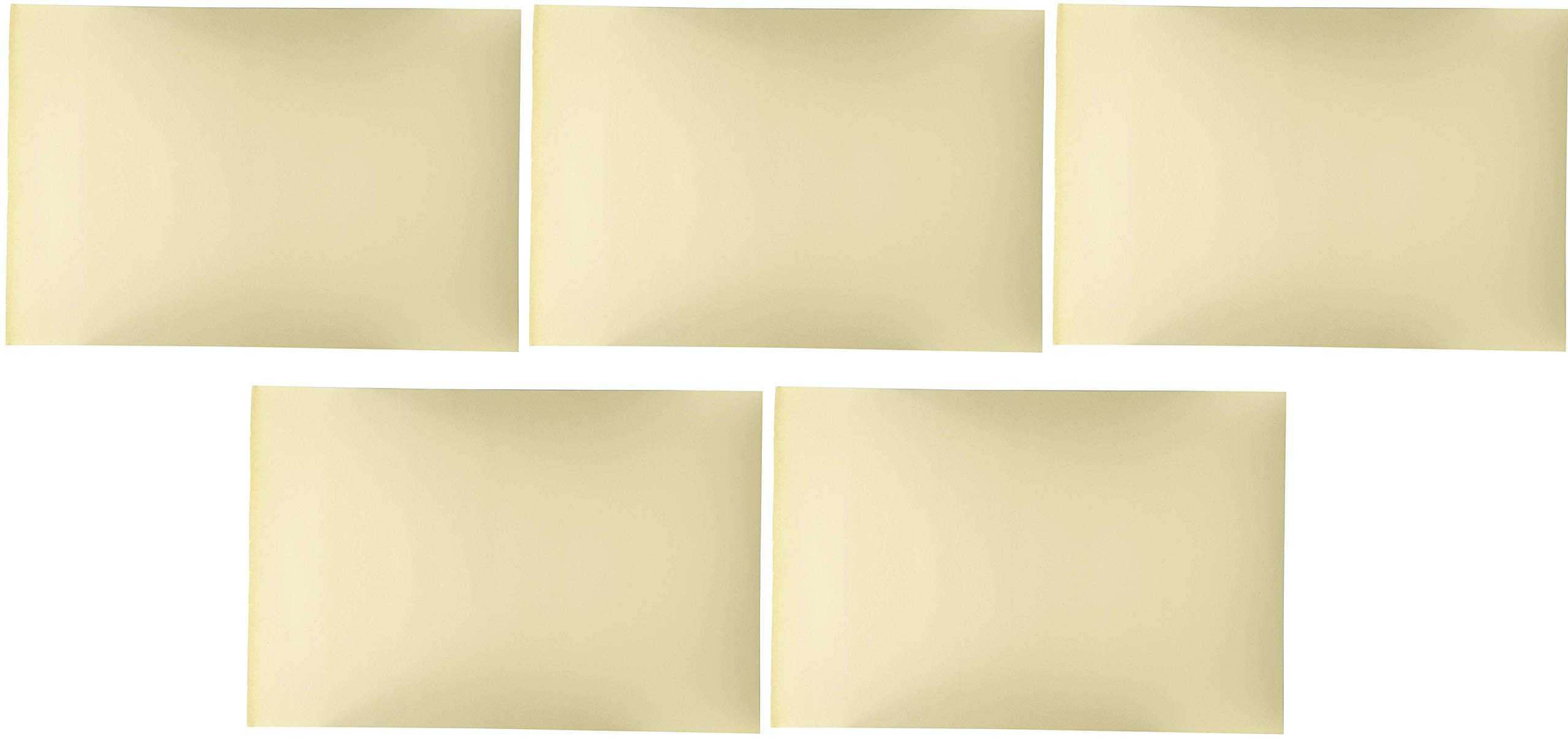 Sax Manila Drawing Paper, 40 lb, 12 x 18 Inches, Pack of 500 (Вundlе оf Fіvе)