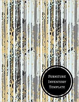 Furniture Inventory Template