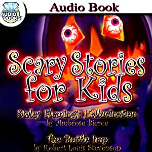 Scary Stories for Kids Audiobook
