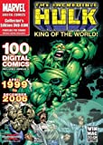 Marvel Comics - The Incredible Hulk - King of the World on DVD-ROM 100 Digital Comic Books between April 1999 to December 2006 (Mac & Windows)