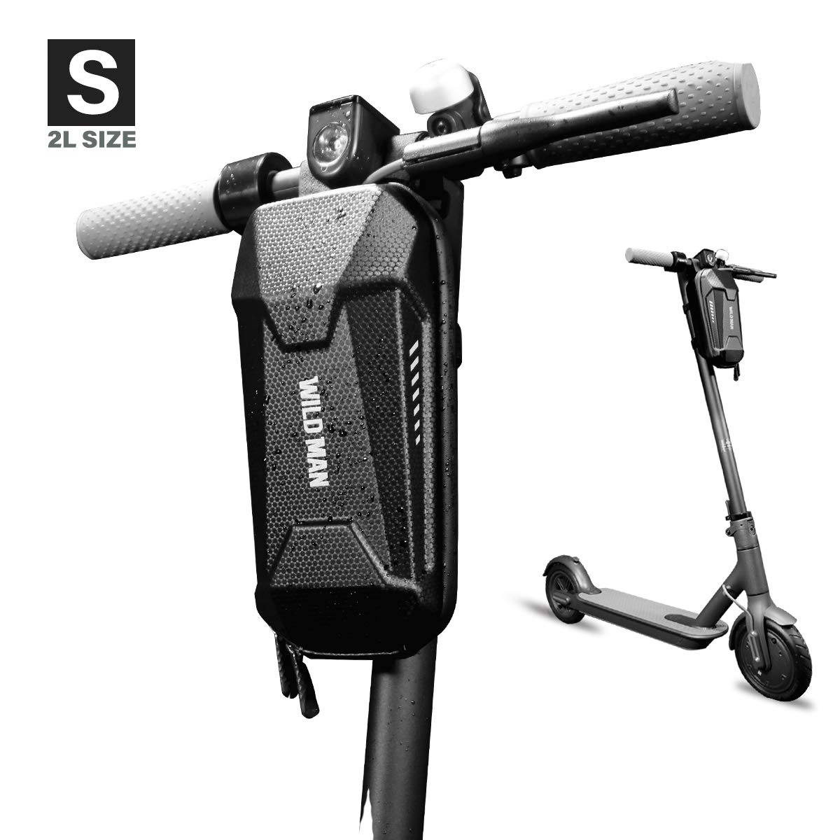 Amazon.com: Seway Scooter Storage Bag, Front Hanging Bag for ...