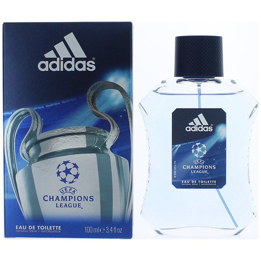 Adidas - UEFA Champions League - Eau de toilette para hombres - 100 ml: Amazon.es: Belleza