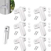 Metalen Raamslot Raamslot 6PCS Window Restrictor Lock Extra Beveiliging Voor Raam Bescherming Windows Lock Kinderslot…