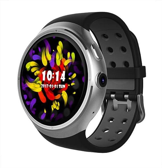 Smart Watch 3G Android Reloj Inteligente Tarjeta WiFi Tarjeta SIM Reloj Móvil GPS para Adultos Posicionamiento