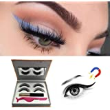 Magnetic Eyeliner set, Waterproof and durable,Anti - fouling, Non-viscose Magnetic Eyeliner For Use With Magnetic False Eyelashes 839