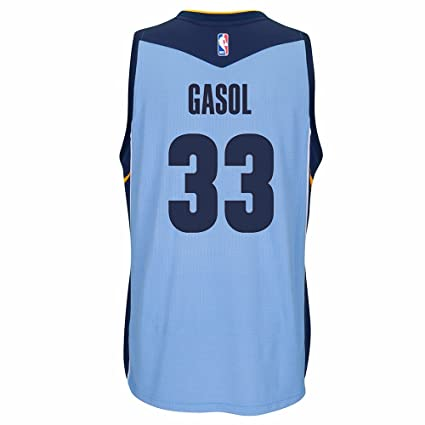 on sale 7849d 9e35c Amazon.com : adidas Marc Gasol Memphis Grizzlies NBA ...