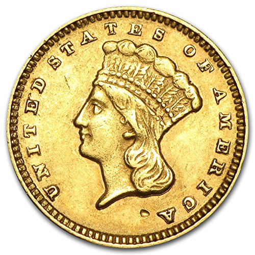 indian head gold - 1