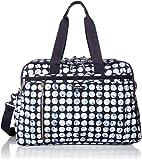 Vera Bradley Lighten up Weekender Travel Bag, Polyester, Splash Dot