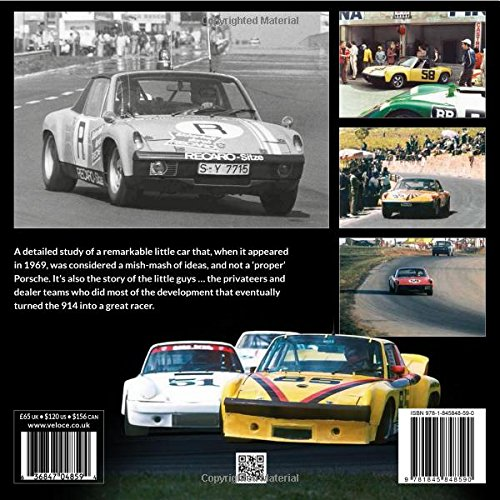 Porsche - The Racing 914s: Amazon.es: Roy P. Smith: Libros en idiomas extranjeros