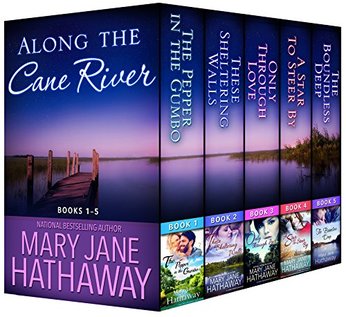 4 Inch Cane (Along the Cane River: Books 1-5 in the Inspirational Cane River Romance Series)