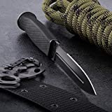 Grand Way Fixed Spear Point Dagger Knife - Good