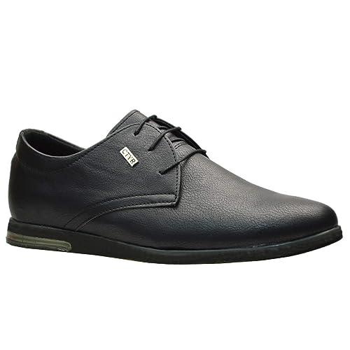 cedb5f2ee39c6 ClassyDude Zapatos de Hombre de Ante Casual