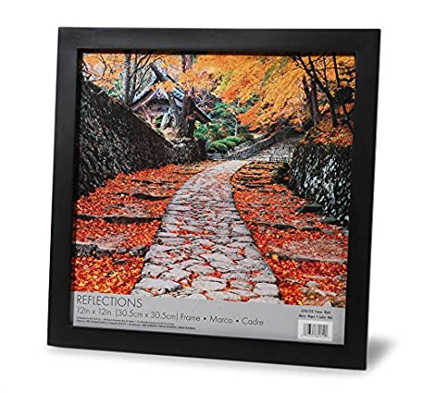 Espresso 11 by 14-Inch Darice 619TE-1180 Reflections Line A Frame