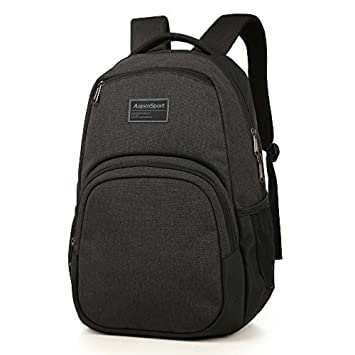 761b7ebc3b ASPENSPORT School Backpacks Men Casual Daypacks Small Cute Fashion College  Women Bookbags 7 Colors choices Lightweight
