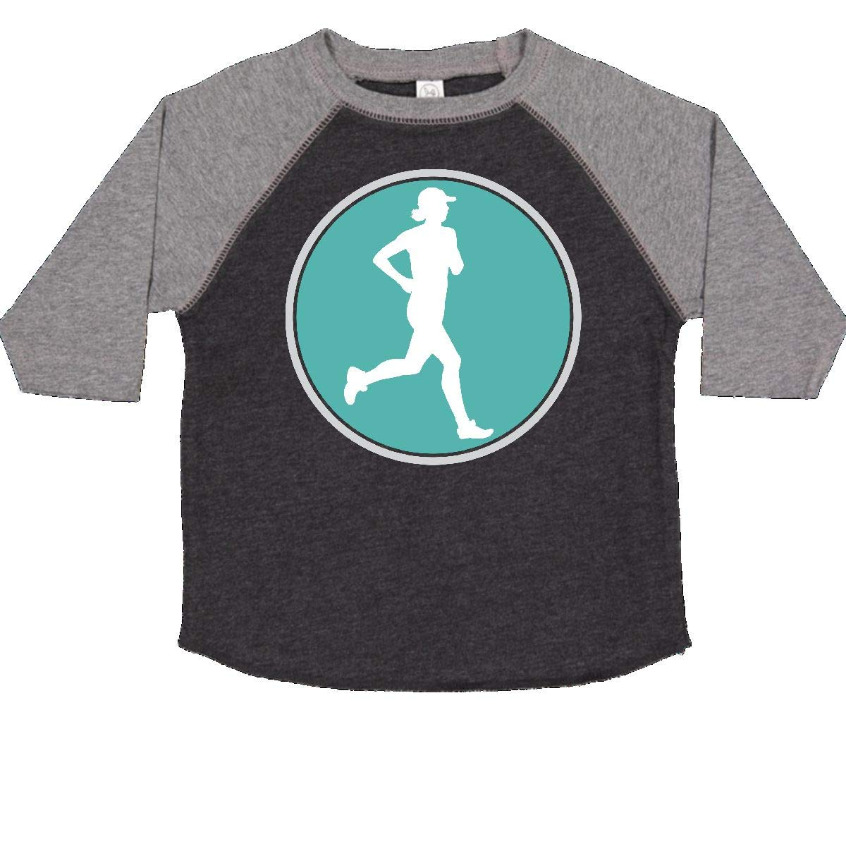 inktastic Running Cross Country Toddler T-Shirt