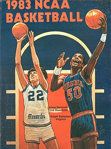 1983 NCAA Basketball (Anne Donovan and Ralph Simpson Cover) ()