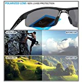 COSVER-Mens-Sports-Style-Polarized-Sunglasses-for-Driving-Cycling-Running-Fishing-Golf-Unbreakable-Metal-Frame-Al-Mg-Glasses