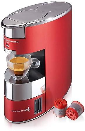 ILLY M./CAFFE X9 IPERESPRESSO ROSSA MACCHINA DA CAFFE PER ...