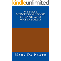 My First Montessori Book of Land and Water