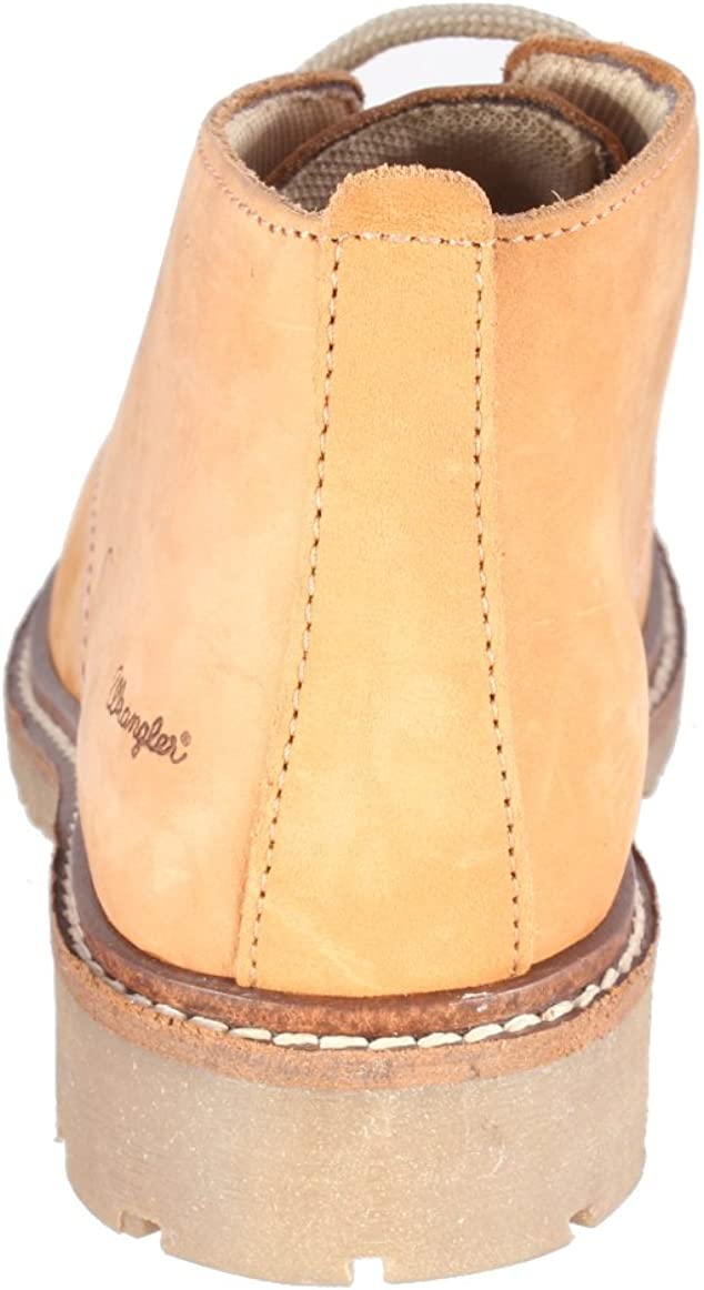 Wrangler WL1507 - Ladies 3 Eyelet Nubuck Boot Honey