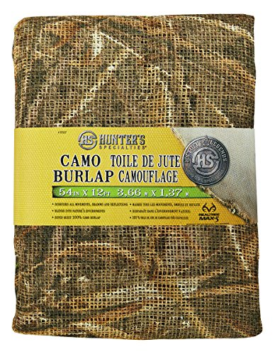 Advantage Camo Fabric (Hunter's Specialties Burlap, Realtree Advantage Max-5 Camo)