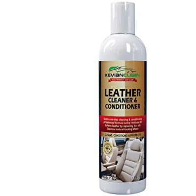 KevianClean Complete Leather Cleaner and Conditioner