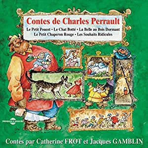Contes de Charles Perrault 1 Hörbuch