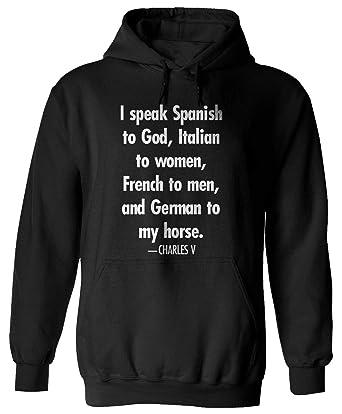 Amazoncom Threads Of Doubt I Speak Spanish To God Italian To