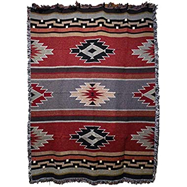 Pure Country Weavers  Kaibob Blanket  Tapestry Throw