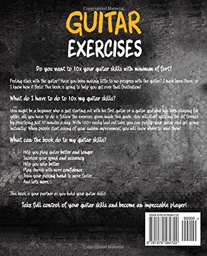 Guitar Exercises 10x Guitar Skills In 10 Minutes A Day An Arsenal