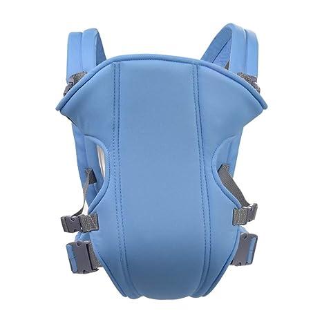 Las mochilas ergonómicas para bebés con asiento de cadera para todas las estaciones se adaptan a