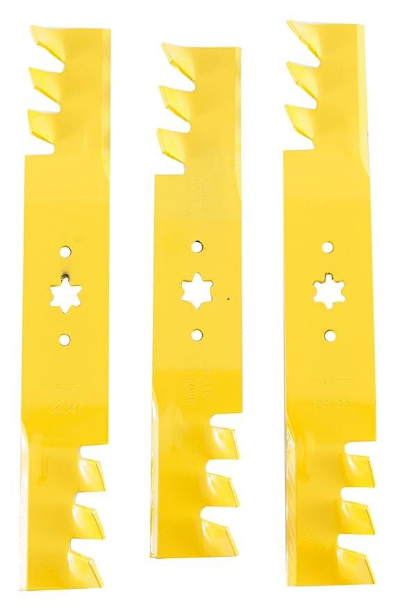 MTD Genuine Parts Xtreme Mulching Blade Set - para ...