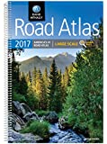 Rand McNally 2017 Large Scale Road Atlas (Rand Mcnally Large Scale Road Atlas USA)