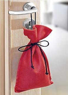 Wenko 77782500 - Bolsa absorbe humedad (1 kg) color rojo