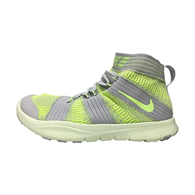 new product 8a1fd 2fa81 Nike Mens Free Train Virtue, Pure Platinum Ghost Green-Volt 11.5 US  Buy  Online at Low Prices in India - Amazon.in