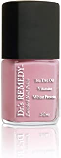product image for Dr.'s Remedy Enriched Nail Polish, POSITIVE PINK, 0.5 Fluid Ounce