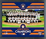 "Houston Astros 2017 World Series Champions Team Photo (Size: 12"" x 15"") Framed"