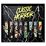 LA Splash Cosmetics Waterproof All Day Wear Liquid Matte Lipstick Classic Hollywood Horror Collection [2017 LIMITED EDITION] (Classic Horror Gift Box)