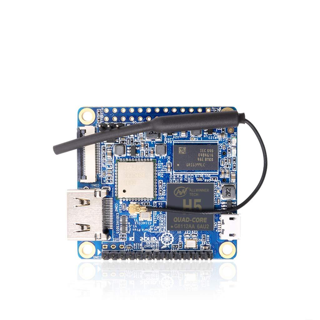 Taidacent Orangepi Zero plus2 H5 A53 Development Board Orange pi Super Raspberry pi