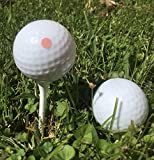 PINK Gender Reveal Exploding GOLF BALL To Announce Birth of BABY GIRL Great Party Idea or Gift (Includes Practice Ball & Tee)