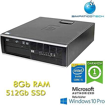 Simpaticotech PC Compaq 8300 Elite i5-3470 SFF 4 GB RAM 500 GB HDD ...
