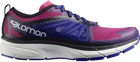 SALOMON Sonic RA - Zapatillas de Running para Mujer: Amazon ...
