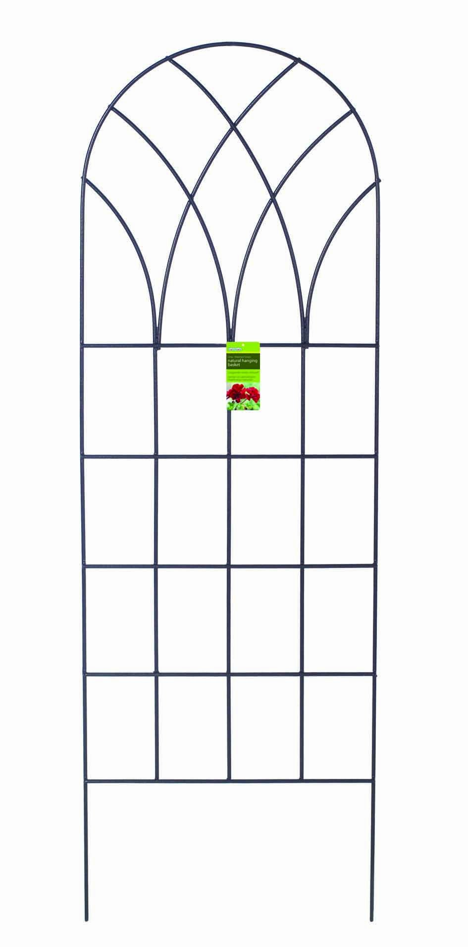 Gardman R556 Gothic Trellis Panel, 24'' Wide x 72'' High