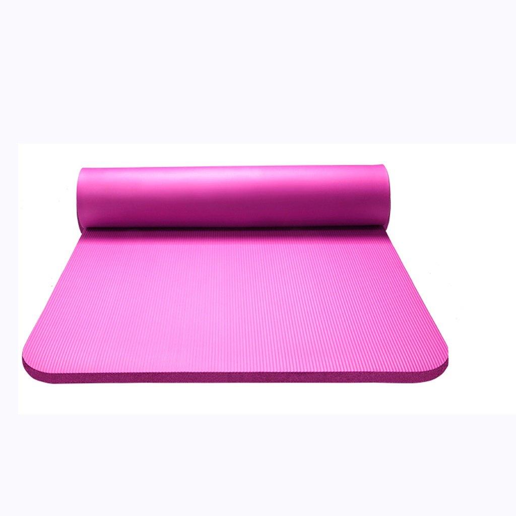 Yoga Stuoia allungamento di Spessore di 80cm più Spesso di Spessore di 15cm Allungato stuoia stuoia di Esercizio della stuoia di Esercizio di Slittamento del principiante
