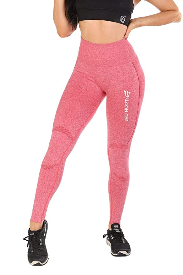 a70172397837f Jed North Women's Seamless Gym Fitness Workout Leggings: Amazon.ca:  Clothing & Accessories