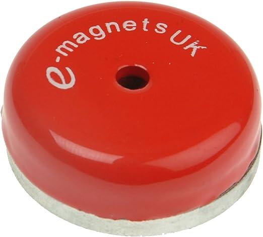 E-Magnets 826 Shallow Pot Magnet 19mm